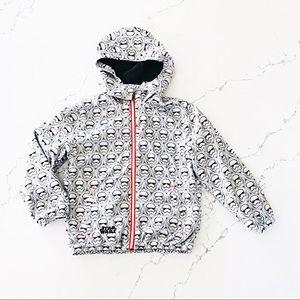 H&M Star Wars Hooded Rain Jacket